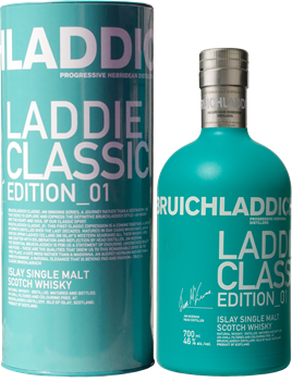 Bruichladdich Scotch Single Malt The Laddie Classic